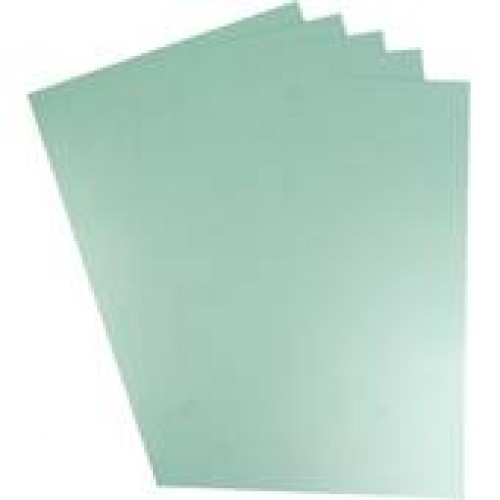 Cloth Cover Fullscape Envelop - Green (Pack of 100)