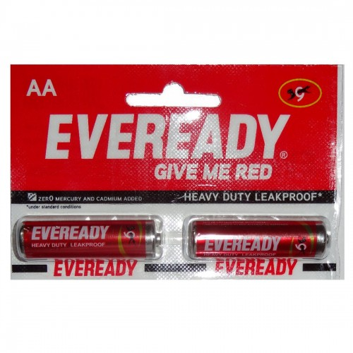 AA BATTERY EVEREADY