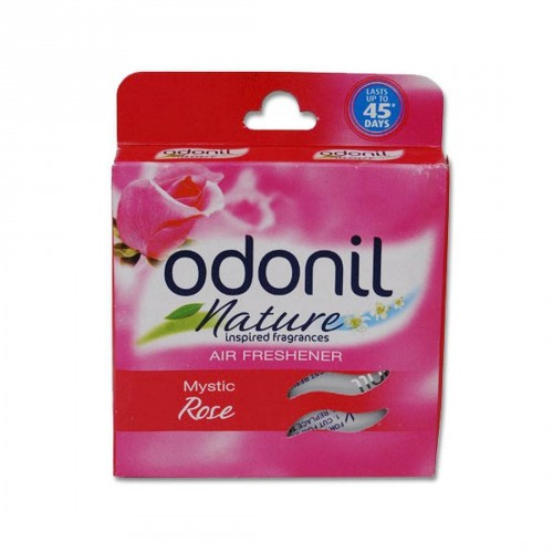 Odonil Air Freshener (Mystic Rose) - 75 gm