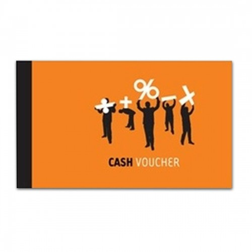Cash Voucher Book