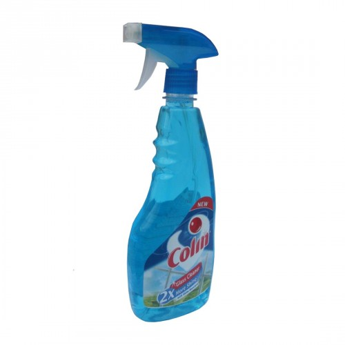 Colin With Spray Pump - 500ML