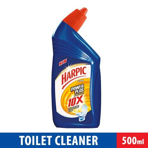 Harpic Toilet Cleaner - Power Plus , 500 ml Bottle