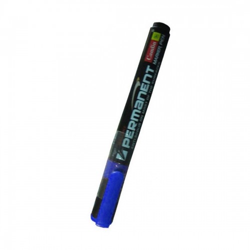 Permanent Marker  Blue - Single Pc