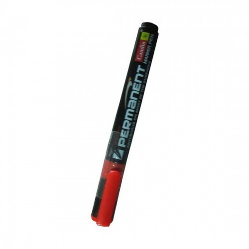 Permanent Marker Red - Single pc